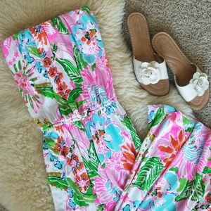 Lilly Pulitzer 🌺 Knit Nosey Posey Maxi Dress